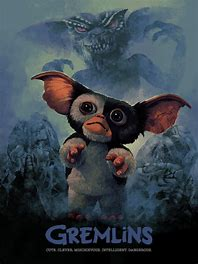 Gremlins Movie Poster alternate 3
